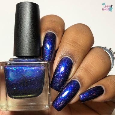 Illyrian Polish - Rising Sun Blues - w/ glossy tc