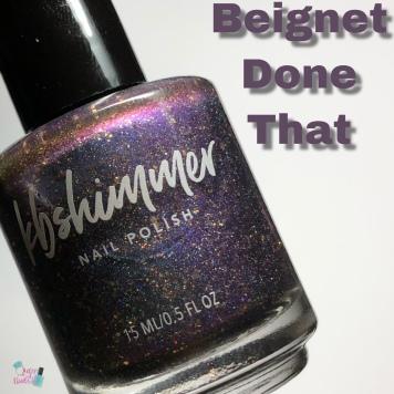 KBShimmer - Beignet Done That