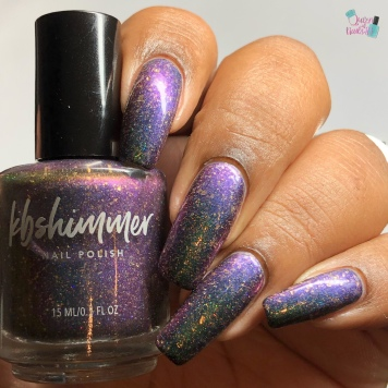 KBShimmer - Beignet Done That - w/ glossy tc