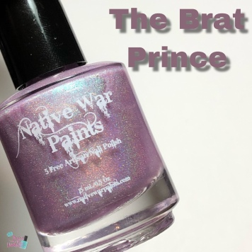 Native War Paint - The Brat Prince