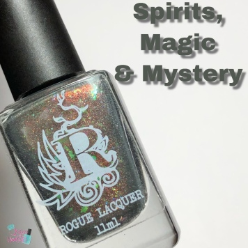 Rogue Lacquer - Spirits, Magic & Mystery