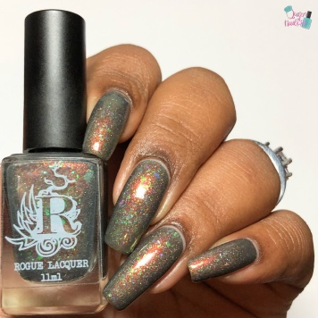 Rogue Lacquer - Spirits, Magic & Mystery - w/ glossy tc