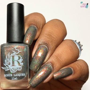 Rogue Lacquer - Spirits, Magic & Mystery - w/ glossy tc