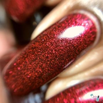 Red Velvet - macro