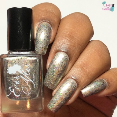 Ever After - Will Flash My Mani For Beads - w/ glossy tc