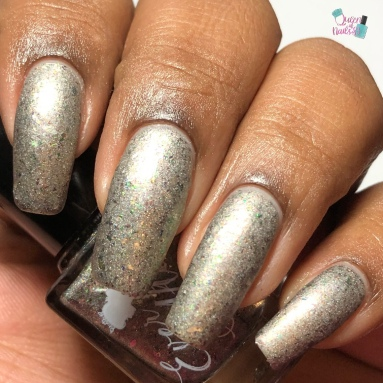 Ever After - Will Flash My Mani For Beads - w/ matte tc
