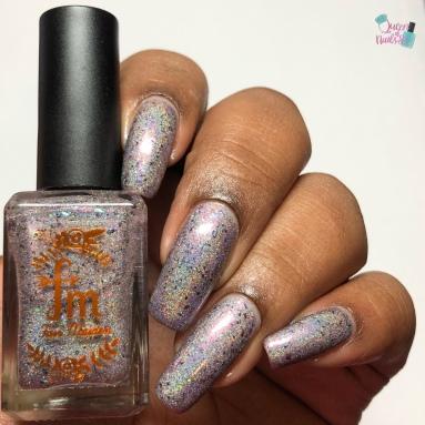 Fair Maiden Polish - French Quarter Phantom - w/ glossy tc