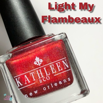 Kathleen & Co. - Light My Flambeaux (M)