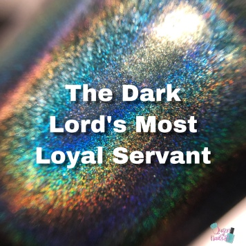 The Dark Lord's Most Loyal Servant
