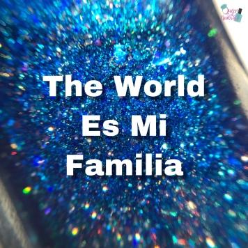 The World Es Mi Familia