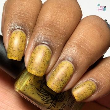 Mustard - w/ matte tc