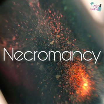 Necromancy - w/ gloss tc