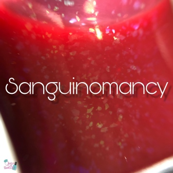 Sanguinomancy