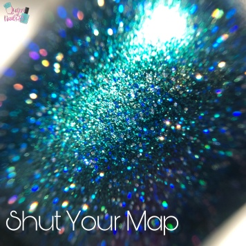 Shut Your Map