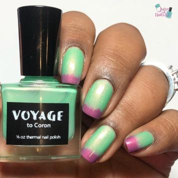 Voyage to Coron - w/ glossy tc