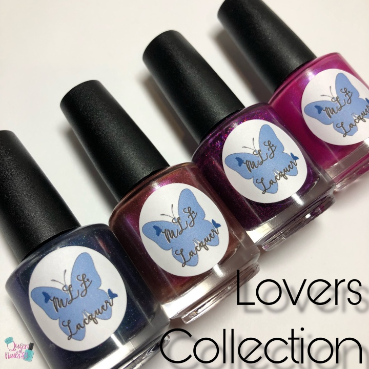 Moore Swatches: Much Love Forever – Lovers Collection
