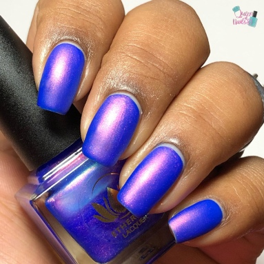 Ethereal Lacquer - Superposition - w/ matte tc