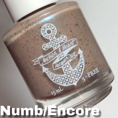 Anchor & Heart - Numb/Encore