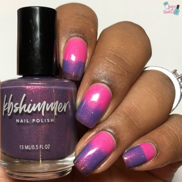 KBShimmer- The Kid (T) - w/ glossy tc