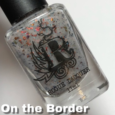 Rogue Lacquer- On the Border