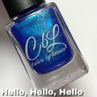 Colors by Llarowe- Hello, Hello, Hello