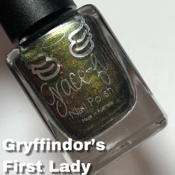 Gryffindor's First Lady (M)