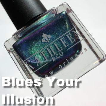 Kathleen & Co. Polish - Blues Your Illusion