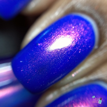 Ethereal Lacquer - Superposition - macro