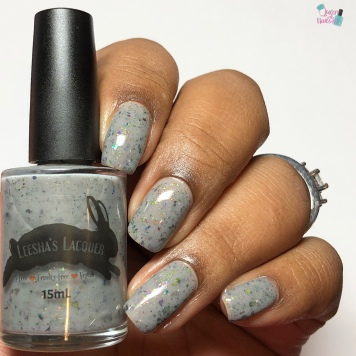 Leesha's Lacquer - Magical Masquerade - w/ glossy tc