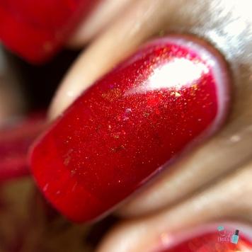 I Love Me Strawberry Smiggles - macro