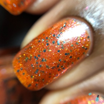 Pepper Pot Polish - Roux'd Awakening - macro