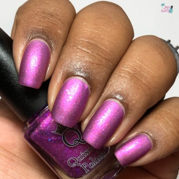 Quixotic Polish - Second Line - w/ matte tc