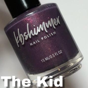 KBShimmer- The Kid (T)