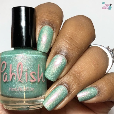 Pahlish - Float On - w/ glossy tc