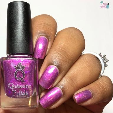 Quixotic Polish - Second Line - w/ glossy tc
