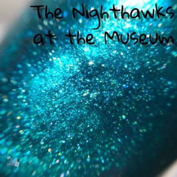 The Nighthawks at the Museum