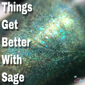 Things Get Better With Sage