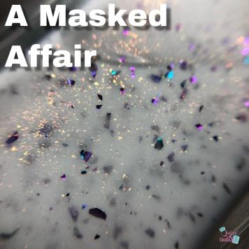 Nail Hoot Lacquer - A Masked Affair