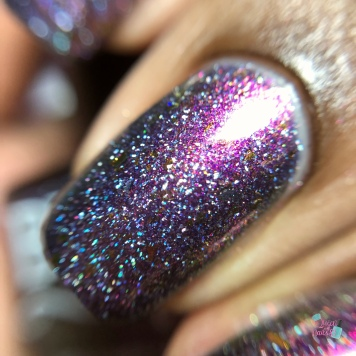 Blush Lacquers - The (Night) Life Of The Party - macro