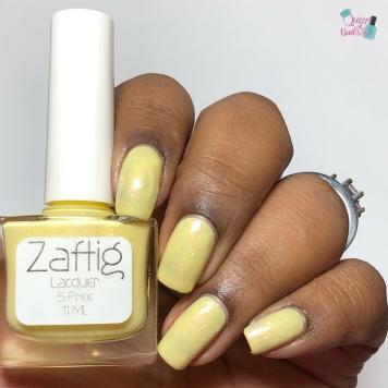 Daffodil - w/ glossy tc
