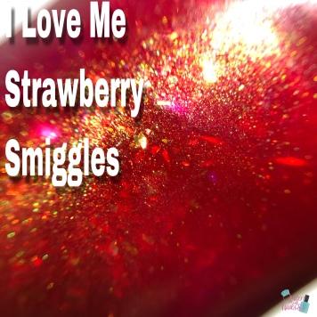 I Love Me Strawberry Smiggles