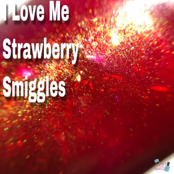I Love Me Strawberry Smiggles