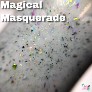 Leesha's Lacquer - Magical Masquerade