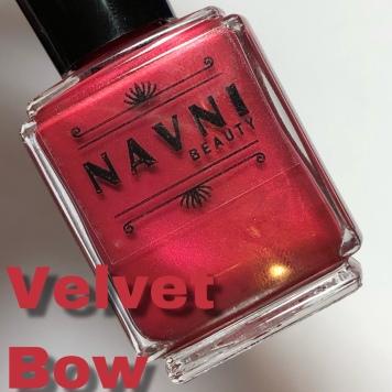 Velvet Bow