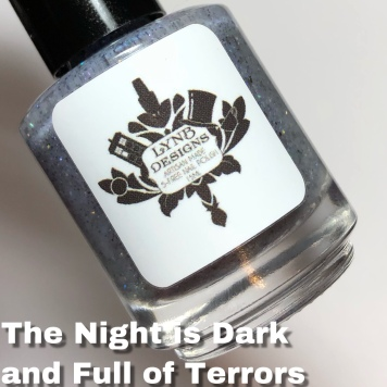 The Night is Dark and Full of Terrors (T)