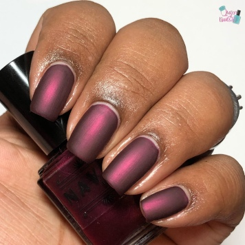 Decadent Cherry - w/ matte tc