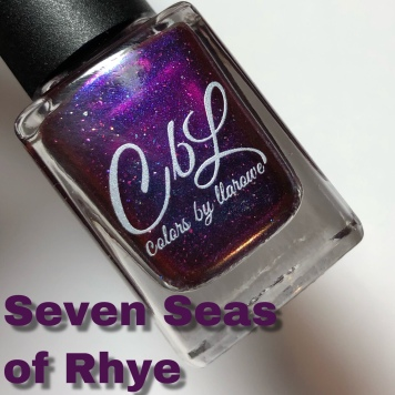 (CbL) - Seven Seas of Rhye