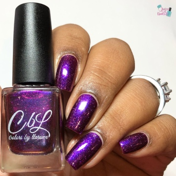 (CbL) - Seven Seas of Rhye - w/ glossy tc