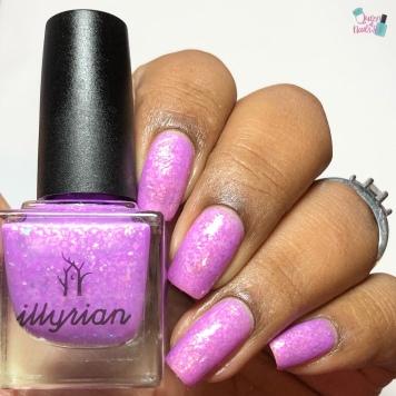 Candy Floss - w/ glossy tc
