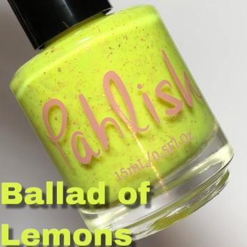 Ballad of Lemons
